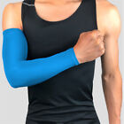 Elastic Elbow Arm Support Compression Sleeve Brace Basketball Sports Jiont Pain