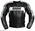 BMW Motorcycle Leather Jacket Sports Motorbike Leather Jacket Free Custom Size