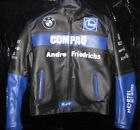 BMW Motorcycle Leather Jacket Sports Riding Motorbike Cruiser MotoGp Jacket