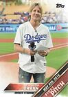 2016 Topps Update Baseball First Pitch #FP-5 Keith Urban