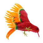 Artificial Feather Flying Birds for Garden Decoration Home Decoration