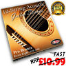 More images of 12 STRING Acoustic Guitar Strings Set Steel Bronze Extra Light RRP £10.99 ADAGIO