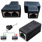 RJ45 LAN Ethernet Network Extension Splitter Cable Converter Adapter Repeater UP
