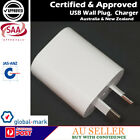 AU PLUG USB  WALL CHARGER FOR HTC HTC 10 HTC One M7 M8 M9 E9 Plus HTC Desire 510