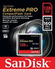 Sandisk 32GB 64GB 128GB Compact Flash Extreme Pro 160MB/s SDCFXPS-064G