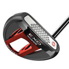New Odyssey Exo Rossie Putter Black/Red 2018 White Hot Face - Choose Length