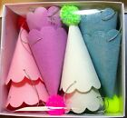 Party decorations Happy Birthday candles Unicorn Party bags New You Choose