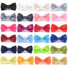 Sale Men Business Style Multicolor Bow Tie Adjustable For Formal Wear Party