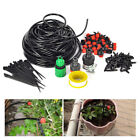 Micro Drip Irrigation System Automatic Timer Self Plant Watering Garden Hose Set