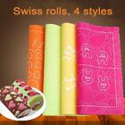 Silicone Pad Mat Cake Swiss Roll Painted Mold Cake Decoration DIY 29.5cm*29.5cm