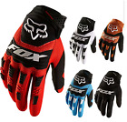 Full Finger Glove Racing Motorcycle Gloves Cycling Bicycle BMX MTB Bike Riding