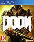DOOM Game - Microsoft Xbox One / Sony Playstation PS4