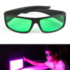 LED Grow Light Glasses Indoor Hydroponic Room Plant Visual Eye Protection UV