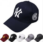 NEW Unisex New York Yankees Baseball Mens Women Hat Sport Snapback Cap Cotton on Ebay