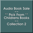 Audio Book Sale: Children's Books (2) - Pick what you want to save