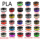 3D Printer Filament 1.75mm 1kg ABS PLA TPU PETG For Drawing Print Pen MakerBot S