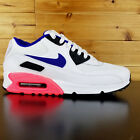 Nike Air Max 90 Essential Ultra Marine Red Running Men's Shoes 537384 136 AM90