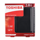 2TB Toshiba Storage Alumy HDD Hard Drive Disk USB 3.0 External Portable Original