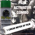 EVIL JEDI DIP APE ACTIVATOR FILM COMBO HYDROGRAPHIC WATER TRANSFER