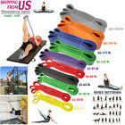 Exercise Pull Up Assist Bands Powerlifting For Resistance Body Stretching image