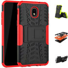Shockproof Case Hard Protective Kickstand Phone For Samsung Galaxy J3 Orbit