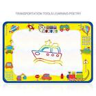 Kid's Drawing Play Mat with Magic Water Pen 50x34cm Doodle Boar