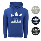 Внешний вид - adidas Men's Originals Trefoil Hooded Sweatshirt