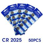 5/25/50PCS CR927 CR1216 CR1620 CR1632 CR2025 CR2032 CR2450 COIN CELL BATTERY C6