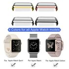 US 38/42mm For Apple Watch PC Hard Case Protector iWatch Clear Skin Cover Bumper image