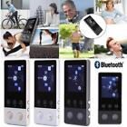 Portable Multifunction Lossless Sound Music Bluetooth MP3/MP4 Player Support64GB