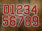 8719 CHICAGO CUBS Choice of Number For Front of ROAD AWAY GRAY JERSEY