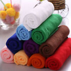 3/5/10 Pcs Microfiber Car Cleaning Towel Kitchen Washing Polishing Cloth zzvv