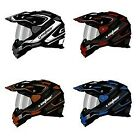 Cyber UX-33 Chaos Dualsport Helmet Street Adventure All Colors & Sizes