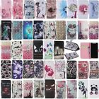 For iPhone X 6/7/8 Plus Flip Wallet Leather Magnetic Stand I