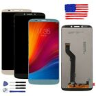 LCD Digitizer Touch Screen Assembly Replace for Motorola Moto E5 Plus XT1924 US