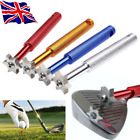 Blade Golf Iron Wedge Club Face Groove Tools Sharpener Cleaner For V U Square