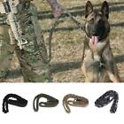 Dog Leash Police Tactical Training Elastic Bungee Military Canine Head Collar J