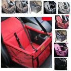 Внешний вид - Car Pet Carrier Bag Mesh Waterproof Travel Mat Seat Safe Holder For Puppy Dog