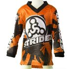 Strider Toddler Race Bike Jersey - ORANGE Sizes 2T - 5T