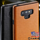 Внешний вид - Samsung Galaxy Note 9/8 S9/S8+ Plus Slim Luxury Leather Thin TPU Case Cover