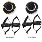 US Straps Stretching Sport Parts Resistance Band Ankle Strap Fitness Equipment image