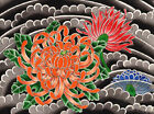 Chrysanthemum by David Simmes Canvas or Paper Rolled Art Print