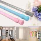 US Extendable Telescopic Spring Loaded Tension Curtain Voile Net Shower Rod Pole