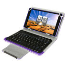 "10.1"" Laptop Tablet PC with Keyboard Case Bundle Android6.0 Bluetooth Wifi US"
