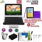 """10.1"""" Laptop Tablet PC with Keyboard Case Bundle Android6.0 Bluetooth Wifi US"""