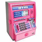 Ben Franklin Kids Toys Talking ATM Machine Saving Bank Digital Screen Electronic