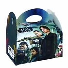 Star Wars Rogue One Party Box Kids Food Loot Lunch Gift Birthday Box Bags