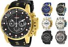 Invicta I-Force Men's 50mm Chronograph Rubber Watch - Choice of Color image