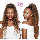 Outre Quick Ponytail Drawstring Hair Extension Hairpieces Long Curly  - Toya