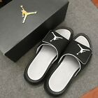 Nike * Jordan Hydro6 Slides in Black &amp; Wolf Grey Sandals for Men <br/> NATIONWIDE COD, Free Ship, Meet Up, PayPal Accepted